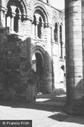 Abbey 1963, Jedburgh