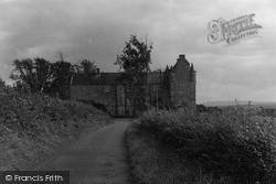 Ferniehurst Castle 1953, Jedburgh