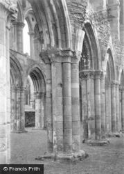 The Abbey 1890, Jedburgh