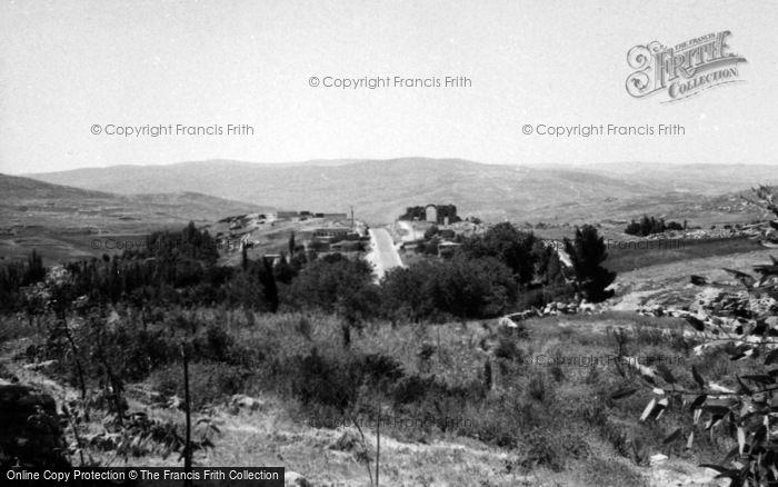 Photo of Jerash, 1965