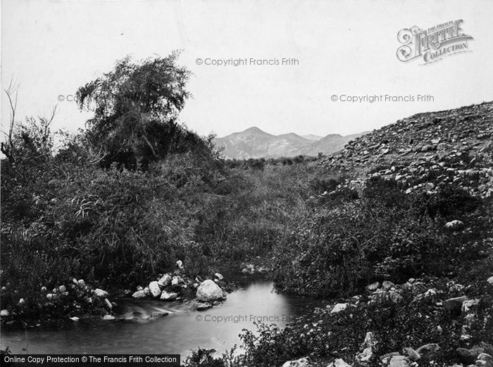 Photo of Jericho, The Fountain Of Jericho c.1867