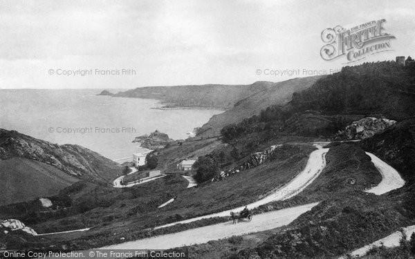 Photo of Jersey, Bouley Bay 1894