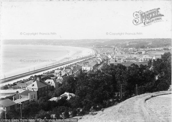 Photo of Jersey, c.1900