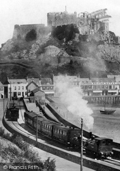 Jersey, Gorey And Mont Orgueil 1899