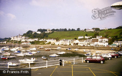Gorey, The Village And Harbour From The Pier 1995, Jersey