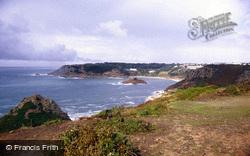 Portelet Bay 1995, Jersey