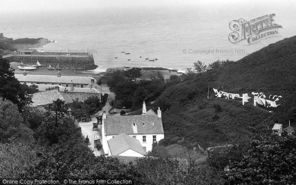 Photo of Jersey, Rozel Bay 1894