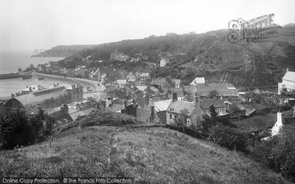 Photo of Jersey, St Aubin 1894