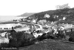 St Aubin c.1880, Jersey