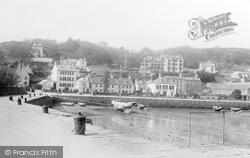 St Aubin From The Pier 1893, Jersey