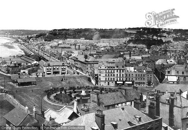 Photo of Jersey, St Helier c.1900