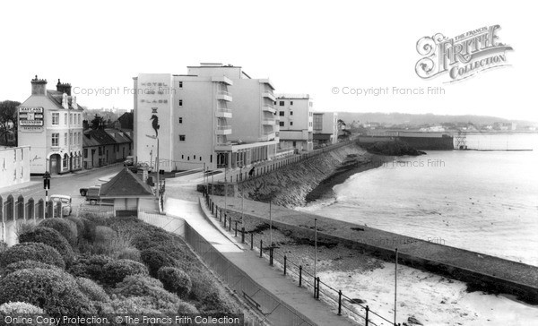 Photo of Jersey, St Helier, Havre Des Pas c.1965