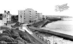 St Helier, Havre Des Pas c.1965, Jersey