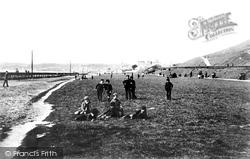 St Helier People's Park 1893, Jersey