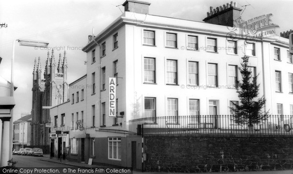 Photo of Jersey, St Helier, The Arden Hotel c.1965