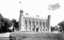 St Helier, Victoria College 1894, Jersey