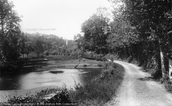 Photo of Jersey, St Lawrence Valley 1894