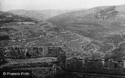Jerusalem, From The Walls, East c.1867