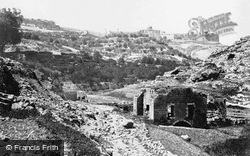 From The Well Of En-Rogel 1857, Jerusalem