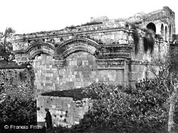 The Golden Gate c.1867, Jerusalem