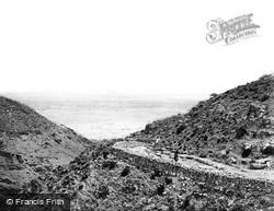 View On The Road Between Jerusalem And Jericho c.1867, Jerusalem