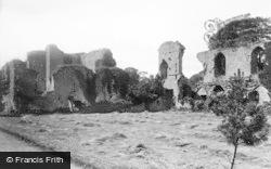 1887, Jervaulx Abbey