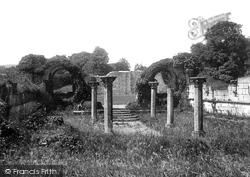 1893, Jervaulx Abbey