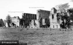 From South East c.1960, Jervaulx Abbey
