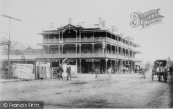 Loveday And Commissioner Street 1894, Johannesburgh