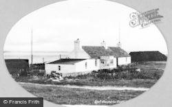 John O' Groats, Last House In Scotland c.1950, John O' Groats
