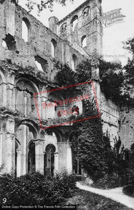 Photo of Jumièges, Abbey, Lantern Tower c.1930