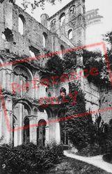 Abbey, Lantern Tower c.1930, Jumièges