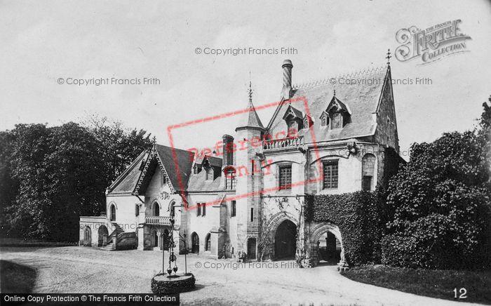 Photo of Jumièges, Abbey, Le Porterie Museum c.1930