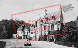 Abbey, Le Porterie Museum c.1930, Jumièges