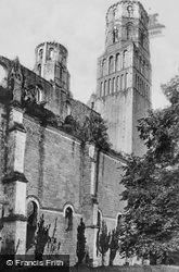 Abey, Twin Towers c.1930, Jumièges