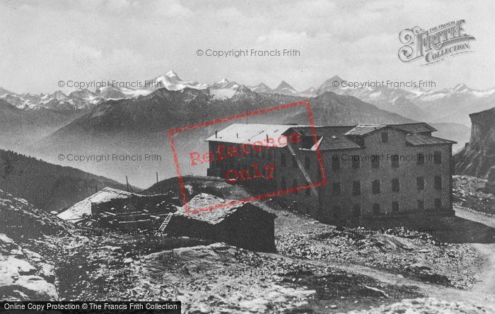 Photo of Kandersteg, c.1935