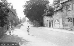 Kegworth, Ashby Road c.1965