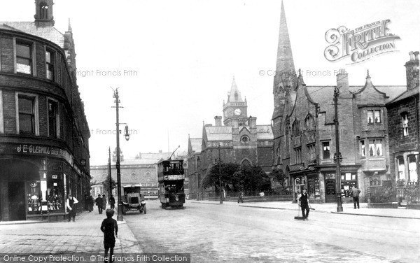Photo of Keighley, Cavendish Street c.1910