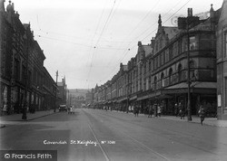 Keighley, Cavendish Street c.1910
