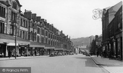 Keighley, Cavendish Street c.1950