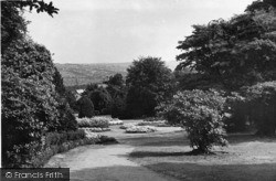 Keighley, Devonshire Park c.1950