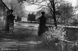 Keighley, East Riddlesden Hall c.1950