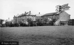 Keighley, Girls Grammar School c.1960