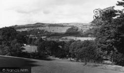 Keighley, Ilkley Moor c.1960