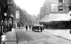 Keighley, Low Street c.1910