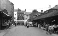 Keighley, Market Street 1960