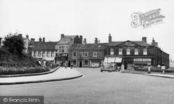 Keighley, New Bridge Street c.1950