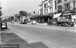 Keighley, Skipton Road c.1950