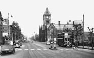 Keighley, Skipton Road c1955