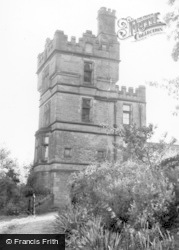 Keighley, The Lodge, Cliffe Castle c.1960